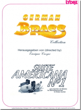 Enrique Crespo - Suite Americana No.1