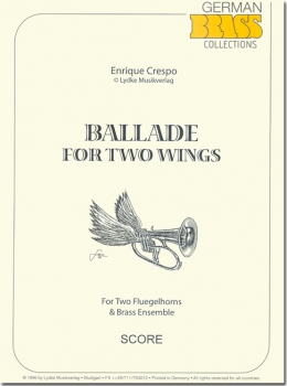 Enrique Crespo - Ballade for two wings
